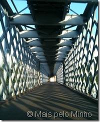 ponte metálica de valença
