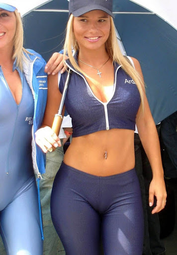 Girls Camel Toe