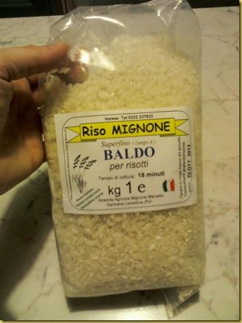 riso mignone