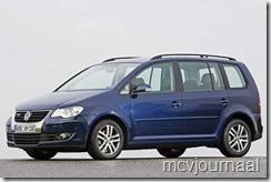 Taxi test VW Touran 01