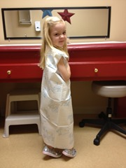 4 yr old check up- 2