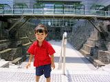 Kai at the foot of Landmark Tower