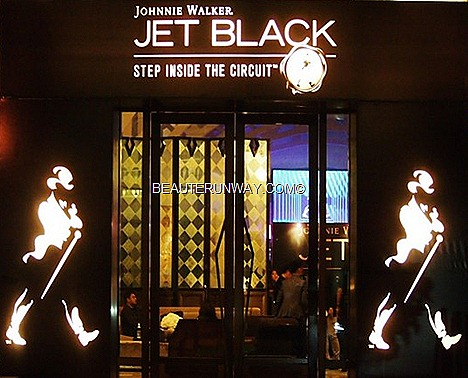 Johnnie Walker Jet Black Singapore Party at Fullerton Bay Hotel - Step inside the circuit at One on the Bund with DJ Tina T DJ MOS DJ Rocl-It-Sciencetists
