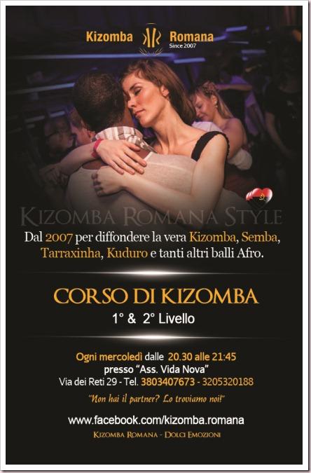 Roma-Corso-Kizomba-Semba