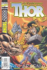 Actualización 11/02/2015: Thor Vol2 - Jaime nos trae el anual 2000, que van entre el #21 y el #22. Escaneado por los chicos de CRG