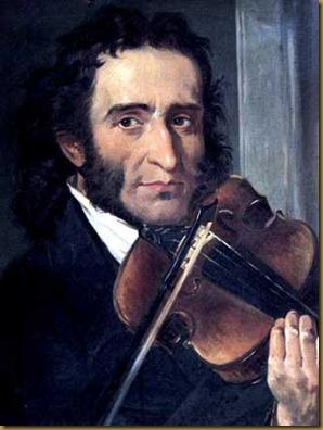 Niccol Paganini violin 24h