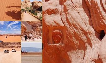 Visualizza Wadi Rum