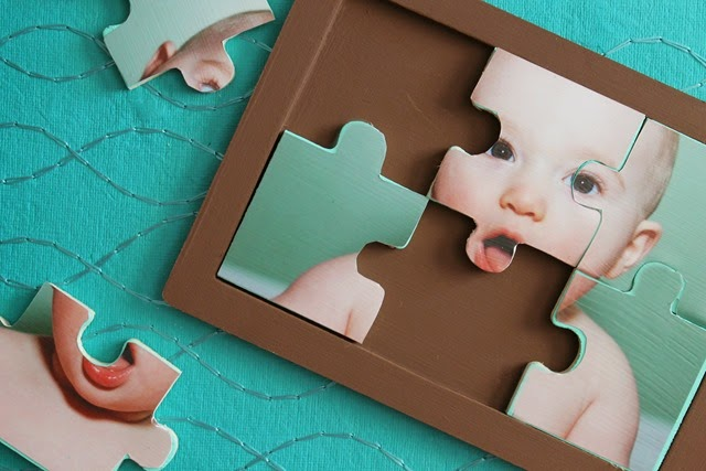 photo puzzle by GingerSnapCrafts.com