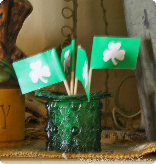 St. Patrick's Decor