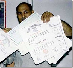 delhi university fake certificate