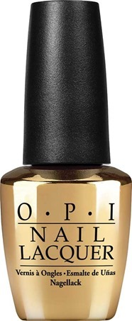 OPI Don't Speak Pure 18K Gold Top Coat