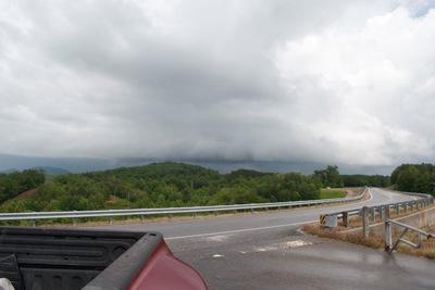 Nottely Dam Storm