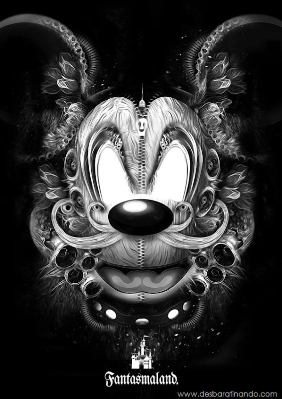 Nicolas-Obery-Fantasmagorik-Mickey-desbaratinando