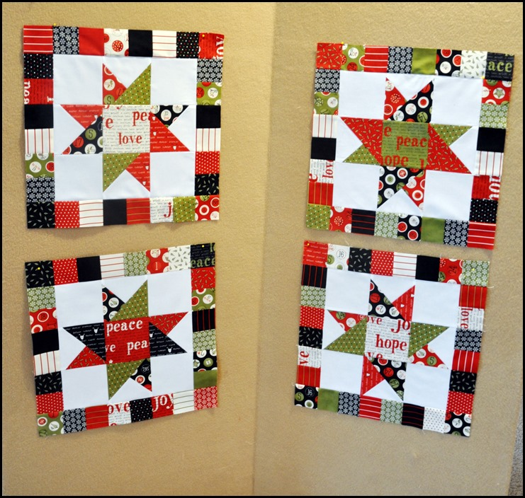 Countdown To Christmas Quilt 003