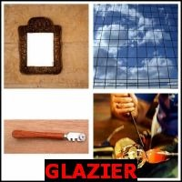 GLAZIER- Whats The Word Answers