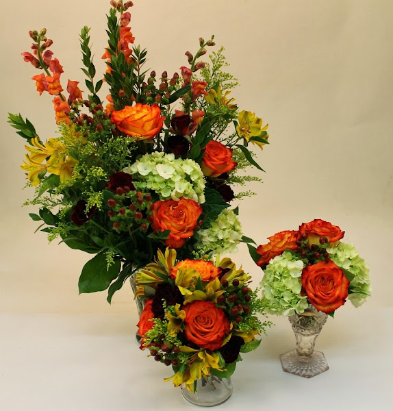 Fall Wedding Arrangements Fall Flower Arrangements