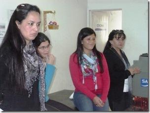 Se realizó la segunda jornada del Taller de Fortalecimiento y Reivindicación del Rol de la Mujer