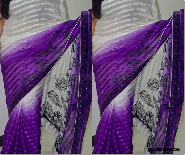 WHITE_VIOLET_SAREE