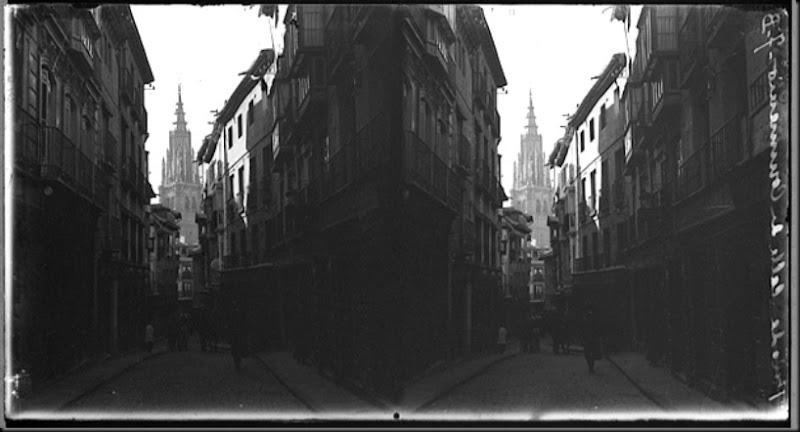 Calle Comercio -Toledo