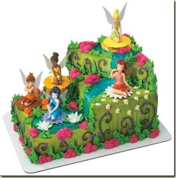 online fairy cake picture