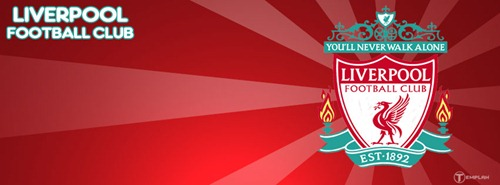 Liverpool  Cover for Facebook Timeline 3