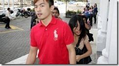 Alvin Tan dan Vivian Lee