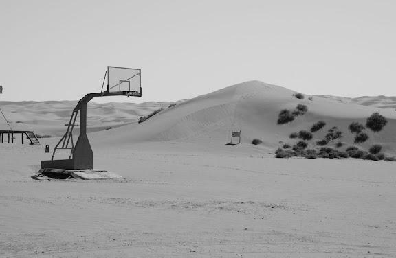 Dunes - Du basket vraiment partout