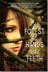 The_Forest of Hands and Teeth-Carrie Ryan_thumb[1]