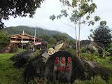 Nearing the end of the road to Gunung Ranai (Dan Quinn, September 2013)