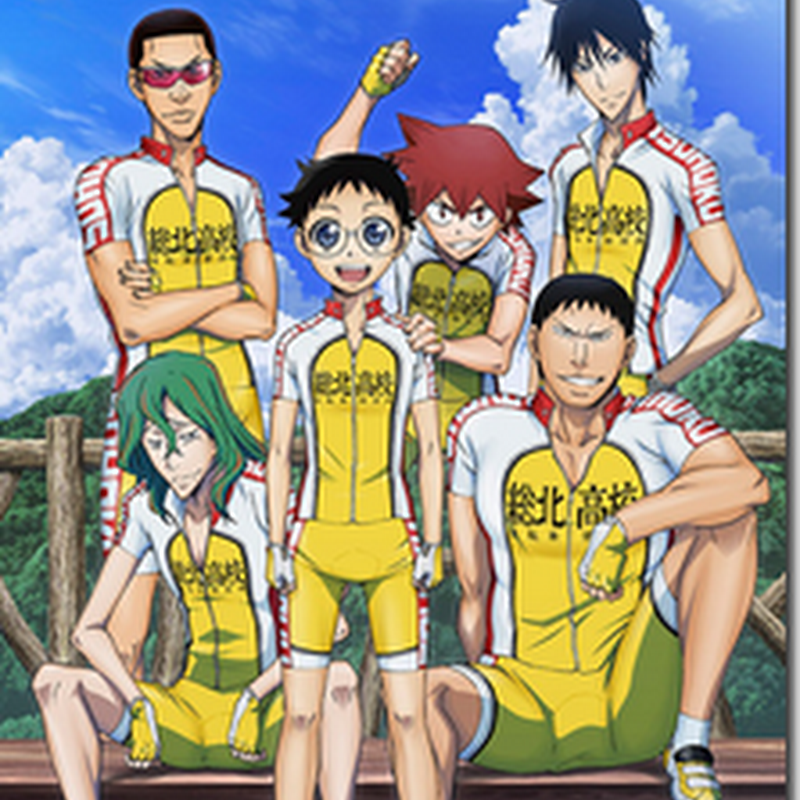 [Review] Yowamushi Pedal