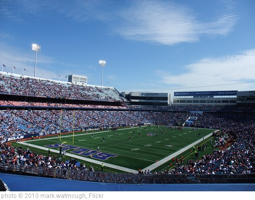 'Inside Ralph Wilson stadium' photo (c) 2010, mark.watmough - license: http://creativecommons.org/licenses/by/2.0/