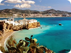 Ibiza as honeymoon in Europe