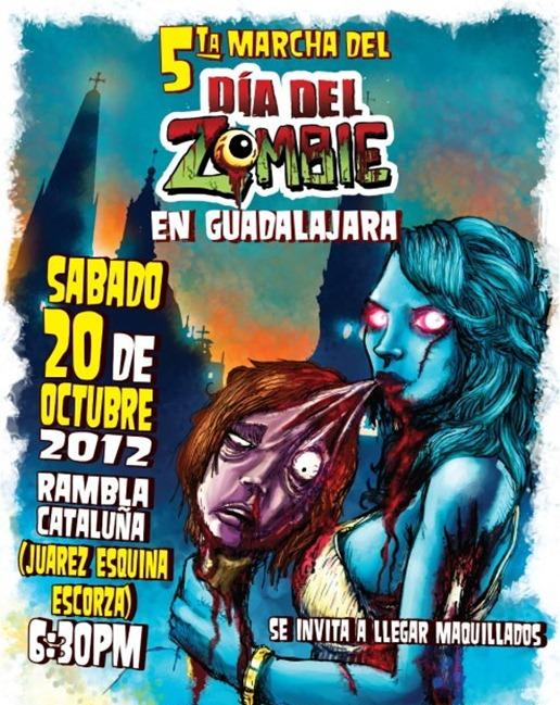día zombie