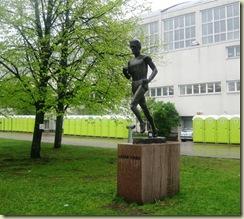 Lasse Viren Statue Sports Complex (Small)