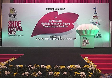 Internation Shoe Festival 2012 Jimmy Choo Malaysia Kuala Lumpur Putra World Trade stilettos ballet pumps slingbacks mules heels