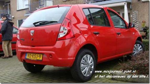 Dacia Sandero Basis Samet 10