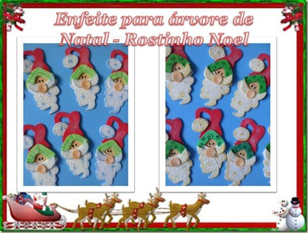 Rostinho Noel