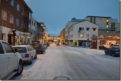 Hammerfest High Street