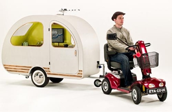 camping scooter