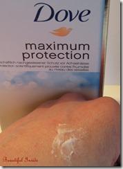 Dove Maximum Protection4