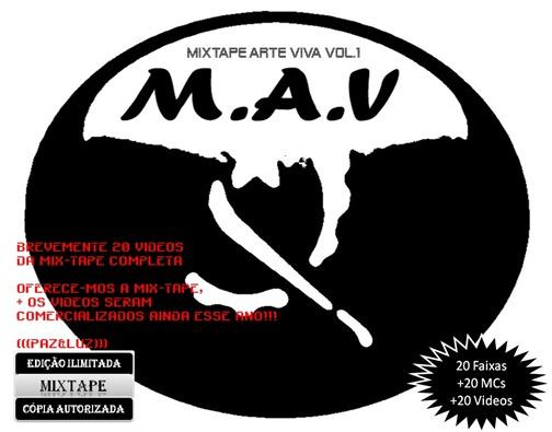 Mix Tape - Arte Viva (K FRENTE)