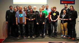 Linux New Media Readers Choice Award 2014