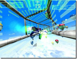 MAXIMUM_RACER 2 freeware game