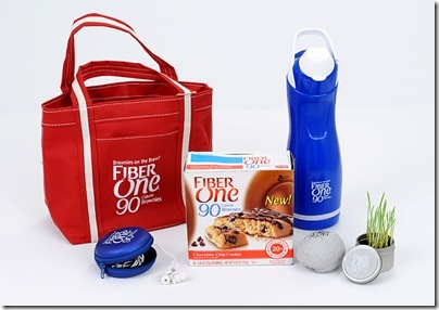 FIber One Brownies gift pack