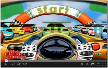 Electric Company oa racer