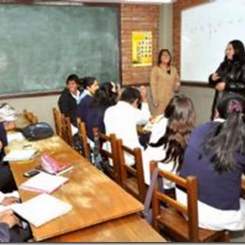 El reforzamiento continuo no se cumple en aula, según escolares