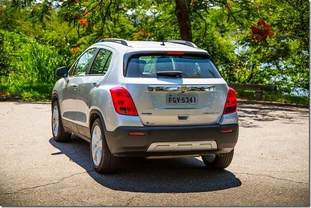 Avaliação - Chevrolet Tracker 2014 (3)