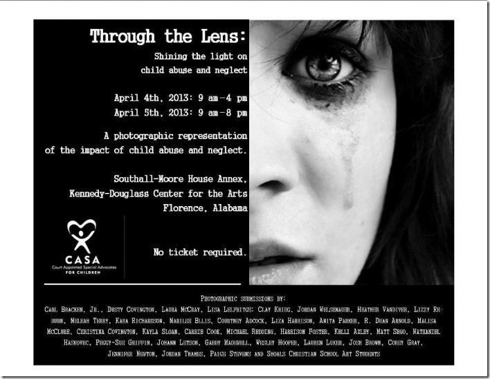 Through The Lens,....