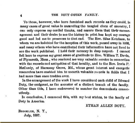 Doty-Doten Family In America - The Family of Doty-Doten (4)