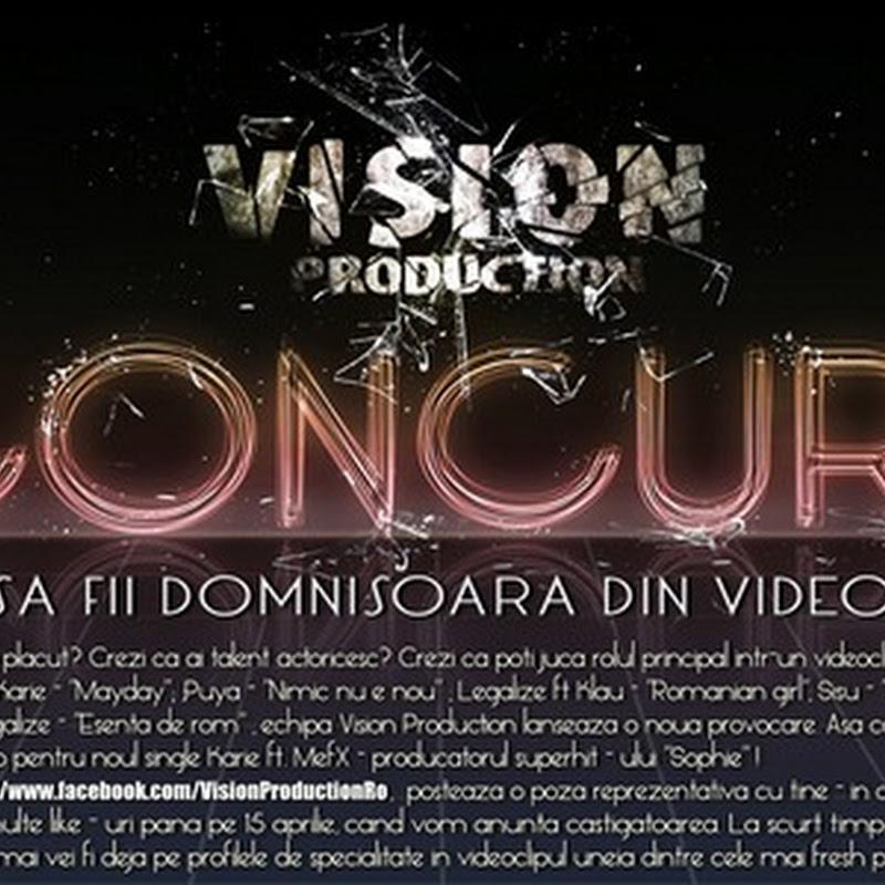 Concurs pentru videoclipul noului single Karie cu Mefx!